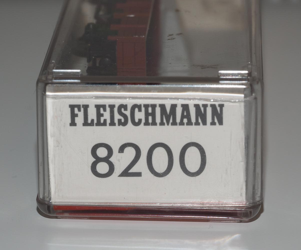 Fleischmann piccolo